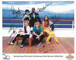 The Suite Life On Deck Cast by The Suite Life On Deck For Sale Ioffer