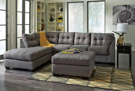 Black Sectional Living Room Ideas by Living Room Comfortable Charcoal Sectional For Elegant Living