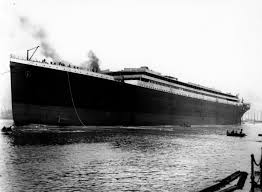 Lusitania Sinks In Real Time by Rms Titanic Wikipedia