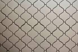 moroccan tile backsplash uneven spacing