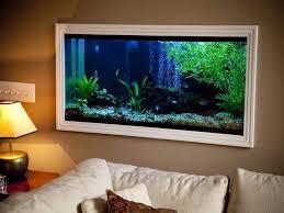 Extra Large Fish Tank Decorations by Fish Tanks In Walls Best 25 Wall Aquarium Ideas On Pinterest Fish