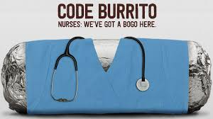 Chipotle Halloween Special Mn by Buy One Get One Free Offer For Nurses At Chipotle On June 14