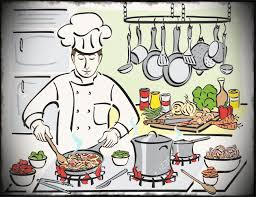 Restaurant Kitchen Clipart Living Maxx Awesome Clip Art Library Of