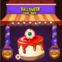 Halloween Escape Walkthrough by Halloween Cake Shop Escape Walkthrough