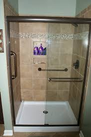 small bathroom remodel ideas acrylic shower pans pros and cons