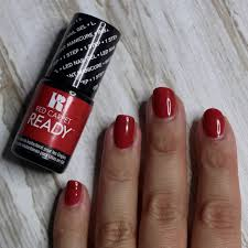 Red Carpet Manicure Led Light by Flutter And Sparkle Red Carpet Ready Starter Kit Review Gel