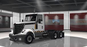 100 Lonestar Truck International 2 American Simulator Mod