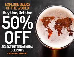 Buy One, Get One 50% Off Beer Kits At Midwest Supplies ... Kamloops This Week June 14 2019 By Kamloopsthisweek Issuu Northern Tools Coupon Code Free Shipping Nordstrom Brewer Promo Codes And Coupons Northnbrewercom Coupon Are You One Of Those People That Likes Your Beer To Taste Code For August Save 15 Labor Day At Home Brewing Homebrewing Deal Homebrew Conical Fmenters Great Deals All Year Long Brcrafter Codes Winecom Crafts Kids Using Paper Plates