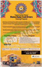 Women Dump Truck Drivers Training Program Thar 2017 Latest | Jobs In ... In Pakistans Coal Rush Some Women Drivers Break Cultural Barriers Earthmoving Cits Traing Galerie Sosebat Senegal Kirpalanis Nv Dump Truck With Tools Set Vehicles Toys North West Services Wigan 01942 233 361 Dionne Kim Dionnek93033549 Twitter Dump Truck Operators Traing 07836718 In Kempton Park South Africa 0127553170 Pretoria Central Earth Moving Machines Tlbgrader Tyraing Adams Horizon Excavator Traing Forklift Raingdump Dumpuckgdermobilecnetraingforklift