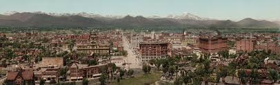 Here s What Denver Looked Like 100 Years Ago