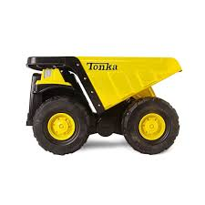 Tonka Classics Steel Toughest Mighty Dump Truck - Toys