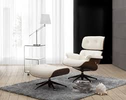Husband And Wife Team Combine To Create Iconic Lounge Chair: The ... White Ash Eames Lounge Chair Ottoman Hivemoderncom Replica Ivory And Herman Miller Chicicat Collector And Black 100 Leather High Quality Base Prinplfafreesociety Husband Wife Team Combine To Create Onic Lounge Chair The Interiors Chairs