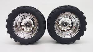 100 Truck Rim RC Tires And S
