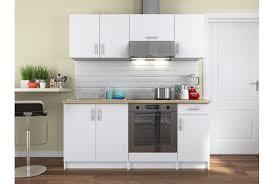meuble de cuisine en kit ensemble meubles mat 180 cm