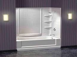 Home Depot Bathtub Surround by Designs Wondrous Bathtub Shower Combo Kits 122 Full Image For