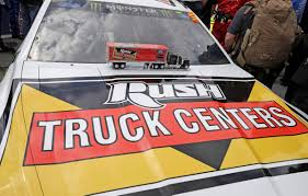 100 Truck Centers Rush On Twitter Rush And Clint Bowyer