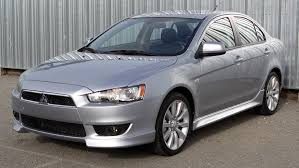 2011 Mitsubishi Lancer GTS review CNET