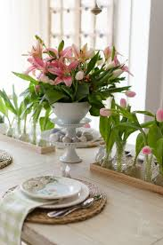 Dining Room Table Decorating Ideas For Spring by 405 Best Easter Spring Images On Pinterest Easter Decor Easter