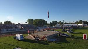 100 Pro Trucks Plus Wisconsin Event Badger State And Street Semi Truck Pulls Plus A