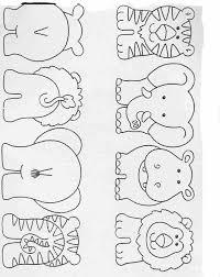 Dibujo De Mamíferos Para Colorear E Imprimir