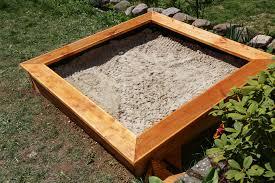sandkasten selber bauen diese kosten sind zu erwarten