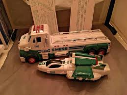 SUPER 2014 Hess Toy Truck & Space Cruiser With Scout - 50th ...
