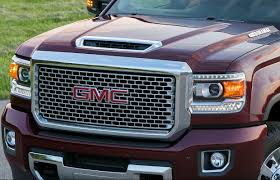 100 Chevy Gmc Trucks 2020 GMC Heavy Duty Pickups Look To Be Getting LED