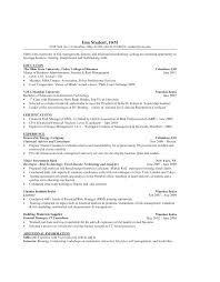 Management Resume Objective Examples Risk Sample Rural Library Media Specialist Execut