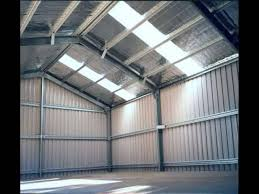 Cheap Shed Roof Ideas by Cheap Garage Shed Ideas Youtube