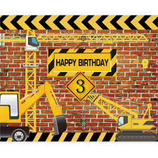 Allenjoy Background For Birthday Photograph Construction Party ... Mud Trifle And A Dump Truck Birthday Cake Design Parenting Diy Awesome Party Ideas Pinterest Truck Train Cookies Firetruck Dump Kids Cassie Craves Dirt In Cstruction With Free Printable Shirt Black Personalized Stay At Homeista Invitations Dolanpedia The Mamminas A Garbage Ideal For Anthonys Our Cone Zone