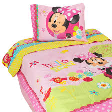 Minnie Mouse Twin Bed In A Bag by Minnie Mouse Twin Bedding Set Fresh As Crib Bedding Sets And Twin