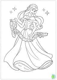Christmas Disney Princess Coloring Pages Colouring Sheets