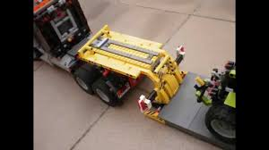 LEGO Technic American Truck With Low-body Trailer. - YouTube Lego City Truck 3221 Ebay Technic American Truck With Lowbody Trailer Youtube Tipper Dump Trailer And Model Team Ideas Product Ideas Pickup Lego Moc 42024 The Car Blog Toms Most Recent Flickr Photos Picssr Duplo Blue Semi Flatbed Minifigure Toys R Us Itructions 7848 42078 Mackr Anthemtm Creativeplaycoza Custom Palette