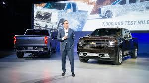 100 Chevrolet Sport Truck 2019 Silverado Lighter Stronger And Smarter