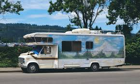 Portland Is Towing Caravans Of RVs Off The Streets. Here's What It's ... Winnebago Brave Rv Food Truck Street Heavy Towing Northern Mi 9893668805 Houghton Lake Ocrv Orange County And Collision Center Body Shop Series Pin By Adriano Moraes On Motorhome Toyota Truck Pinterest Haul Your How To Buy A Used Interesting Gernmade The Man Life In Yukon Why We Chose Camper Travel The Us For Year Youtube Iron Horse Repair Missoula Montana Auto Set Camping Trailer Family Collection Sales Dealer Vintage Based Trailers From Oldtrailercom