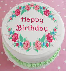 Cake Toppers Birthday Cake Toppers Adult Birthdays Flower
