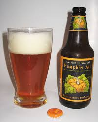 Harvest Moon Pumpkin Ale by Pumpkin Ale The Brewski Report