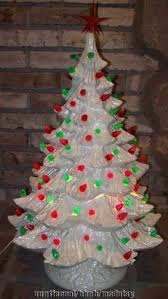Ebay Christmas Trees With Lights by Best 25 Ceramic Christmas Tree Lights Ideas On Pinterest