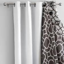 Light Blocking Curtain Liner Fabric by Universal Grommet Blackout Liner Best Insulated Blackout Curtain