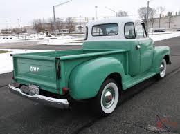 1954 Chevy Powered GMC, 100% Rust Free Native California Truck