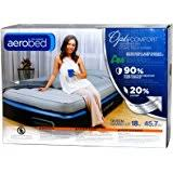 amazon com aerobed comfort anywhere 18 air mattress with
