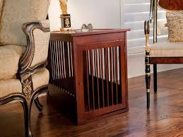 building plans for a dog crate end table u2014 modern home interiors