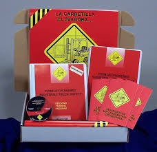 MARCOM Forklift/Powered Industrial Truck Safety CD-ROM Course ...