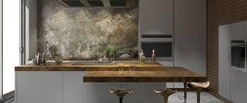wandverkleidung naturstein innen 20 ideen küche bad