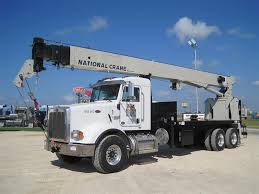Boom Truck Sales & Rental: (2) Available 2014 26 Ton National Boom ...