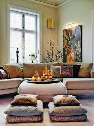 Livingroom I Had Thought About It But Extra Large Pillows On The Floor Would Be