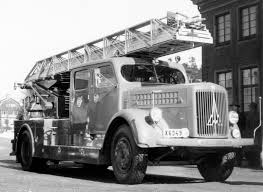 100 Black Fire Truck Over 100 Years Of Firefighting Scania Group