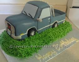 100 Truck Cakes Coolest Pickup Cake