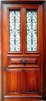 taciv porte entree bois vitree 20170719174436 exemples de