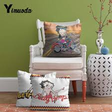 Betty Boop Seat Covers And Floor Mats by Online Get Cheap Betty Boop Cushion Aliexpress Com Alibaba Group